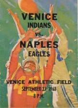Venice vs Naples poster