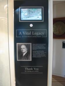 a vital legacy