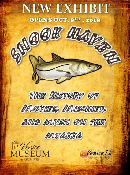 Snook Haven exhibit main title image
