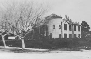 Triangle Inn in Venice Florida, circa 1940