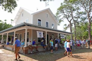 Lord-Higel House, Venice Florida, celebrating the 90th anniversary of Venice